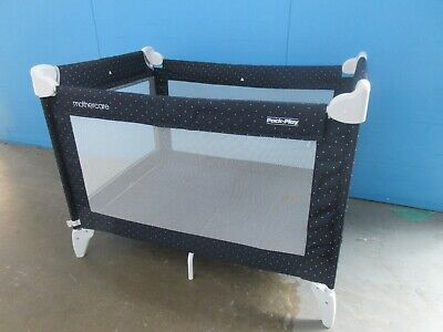 Mothercare Pack n Play Travel Cot and Playpen - Blue (WH/05/MJE)