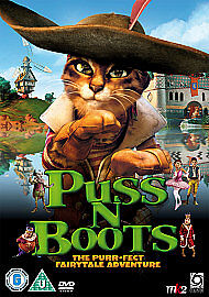 Puss N Boots - (Used - Very Good)