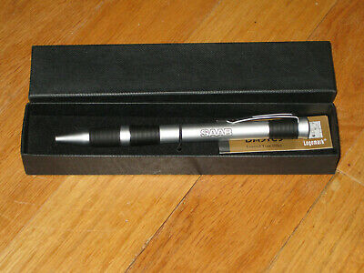 SAAB Pen   New In BOX  Sales Promotion  Ink  A