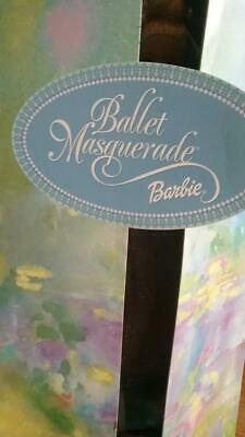 BALLET MASQUERADE BARBIE DOLL 2000 *CAUCASIAN-Blonde* AVON Collectible New Boxed