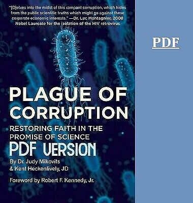 Plague of Corruption: Restoring Faith in the Promise of Science ‮ [📥 FDP]