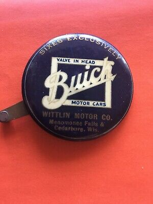 BUICK Sixes Exclusively Automobile  ADVERTISING 1 5/8 Inches PIN PINBACK BUTTON