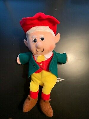 Keebler Elf Plush Ernie the Elf Stuffed Doll Plush Advertising Figure 12 in LP