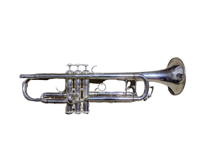 Ventus by Eastman Silver Plated Trumpet VTR10S With Hard Case