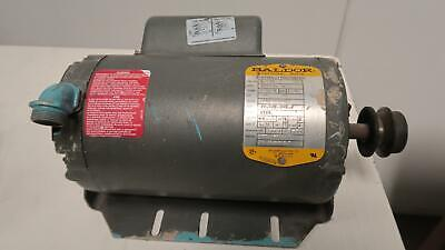 Baldor RL1307A Thermally Protected Industrial Motor w Pump T152167