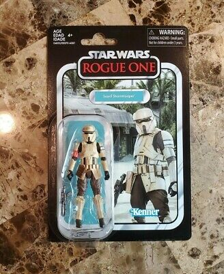 Scarif Stormtrooper VC133 STAR WARS The Vintage Collection Hasbro MOC