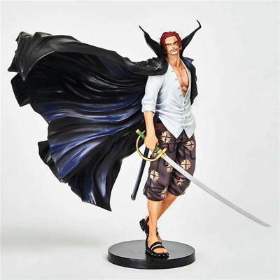 Anime ONE PIECE COLOSSEUM Scultures WORLD VOL1 Shanks Figure Toy NO Box