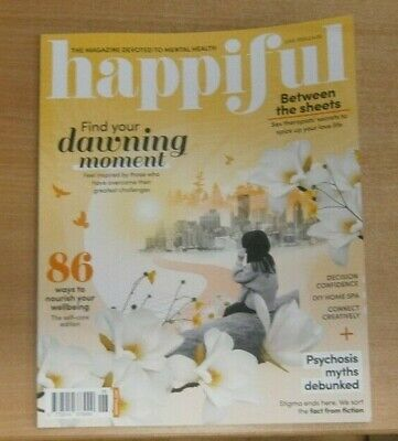 Happiful magazine Jun 2020 Self-care edition + Find your Dawning moment & more