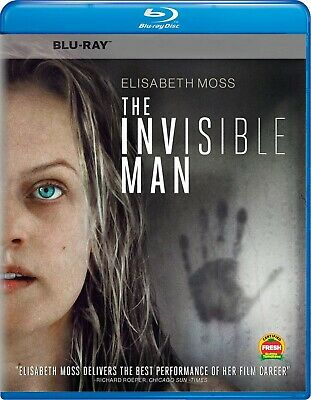 The Invisible Man - (Blu-ray Disc, 2020) - Please Read