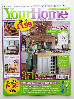 Your Home magazine - May 2020
