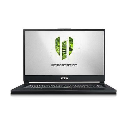 "MSI WS65 9TL-1013CA 15.6"" Mobile Workstation"