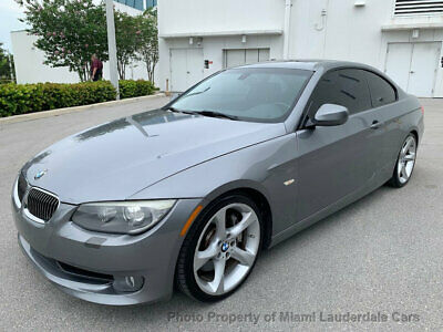 2011 BMW 3 Series 335i Coupe Sport Package port Package Fully Loaded Leather Sunroof Low Miles Garage Kept Dealer Serviced