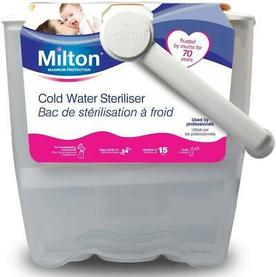 Cold Water Steriliser (White)
