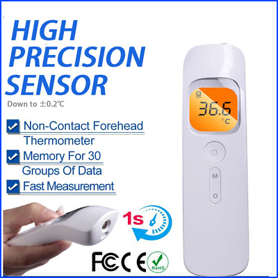 Digital Infrared Non-Contact Forehead Thermometer Temperature Measurement