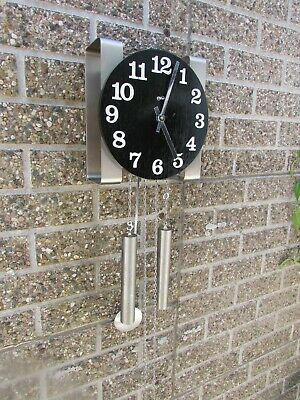 1981 Hermle Weight Driven Striking Wall Clock