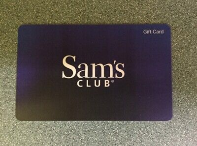 Sam's Club Or Walmart Gift Card Store Credit $40 Total