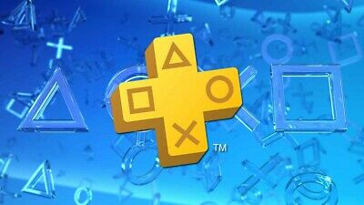 Ps plus 365 dias un año no cd entrega rapida