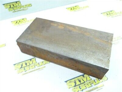 "25.5 Lb Solid Steel Bar Stock 2-1/4"" X 4-1/4"" X 9-1/2"" Length"