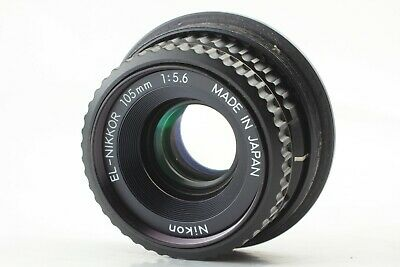 [Exc+4] Nikon EL Nikkor 105mm f/5.6 Enlarging Lens Single Focus From JAPAN x330