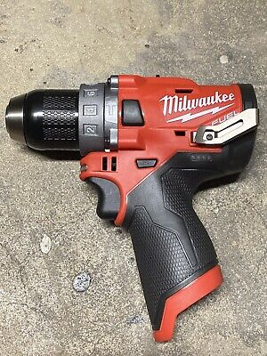 Milwaukee 2504-20 12 Volt Lithium Ion Fuel Brushless Hammerdrill ( Bare Tool)