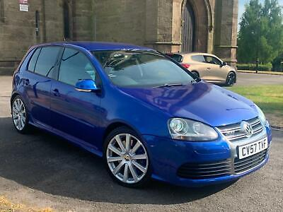 2007 Volkswagen Golf R32 3.2 V6 4MOTION 5DR+WIDE SCREEN+YOUTUBE+XENONS+LEATHERS+