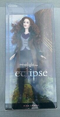 Twilight Eclipse: Victoria Collector Doll Barbie Pink Label Collection NRFB!
