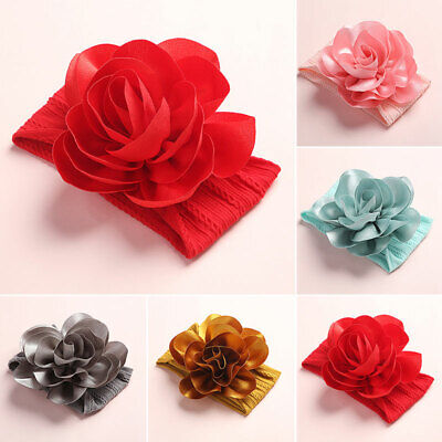 Kids Newborn Cute Newborn Baby Girls Flower Headband Infant Headband Accessories