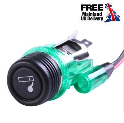 Cigerette Lighter Car Van 12V Connection For Additional Auxiliary Power Socket