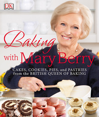 Baking with Mary Berry by Mary Berry [P.D.F] ✅ 🔥