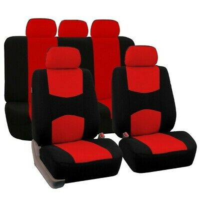 Auto Front Row Back Row General 9Pcs Seat Covers For Car Universal Protectors