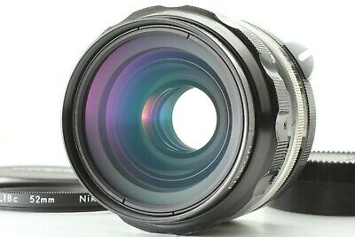 [ EXC++++ ] Nikon Nikkor O.C Auto 35mm f/2 Non-Ai Wide Angle Lens from Japan