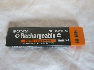 SONY NH-14WM Rechargeable Gumstick Battery, Grade A 'Fully Tested'