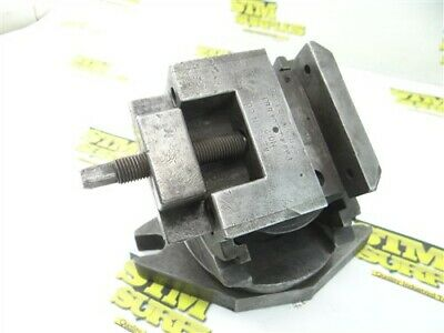"""Wesson Co Multi Axis Swivel Vise 1-3/4"""" Max Open"""