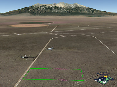 5.08 Acres near Blanca, Colorado - San Luis Valley - Build Your Off-Grid Dream