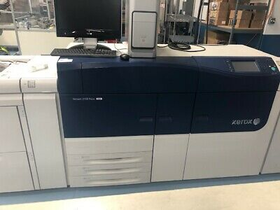 Xerox Versant 2100 Press Color Laser Commercial Printer 100 PPM 2 units