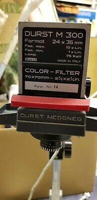 Durst enlarger M300