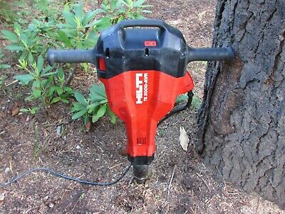 Hilti TE 2000-AVR 15 Amp 1 in Concrete Demolition Breaker Hammer Cord Red