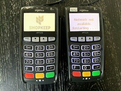 Ingenico iPP320 | Credit Card Reader - 2 pcs -USED