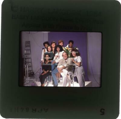 1980s Donna Summer Harry Langdon Photographer In The Transparency w/rights 116F