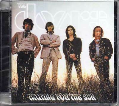"CD THE DOORS ""WAITING FOR THE SUN. REEDICION"". Nuevo y precintado"