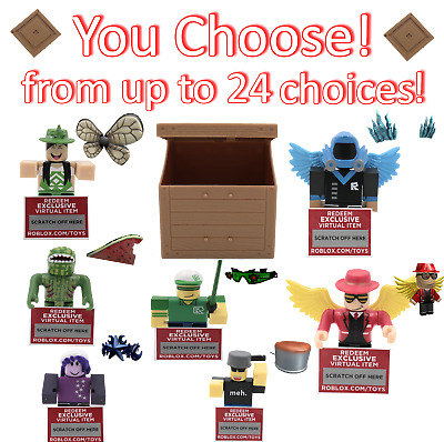 You Choose Roblox Series 2 Mystery Box Toy Code Exclusive