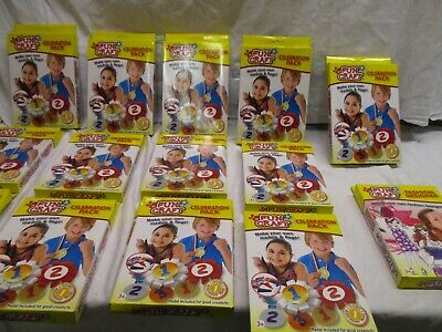 Brand New Joblot Of 14 Funcraft Activity Kids Sets Ideal While Isolated