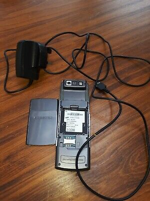 Samsung Phone Model SGH-G600 Witb Charger But No Battery