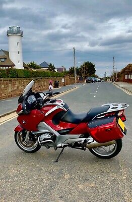 BMW R1200rt 2005, Panniers,37k miles, Mot Apr'20, ABS professionally removed