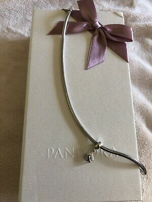 Graduation Gift Pandora Necklace With Charm