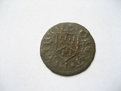 Maidstone Kent 17 Century Farthing Token. Robert Heath.