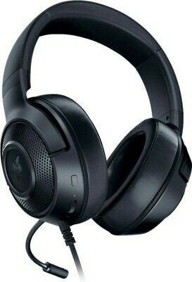 Razer - Kraken X Wired Stereo Gaming Headset for PC, PS4, Xbox One