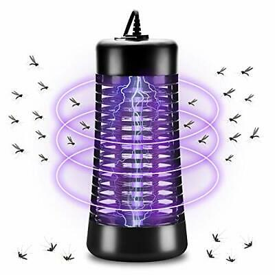 AUERVO Bug Zapper, Electronic Insect Killer with 6W UV Light Mosquito Trap, Fly