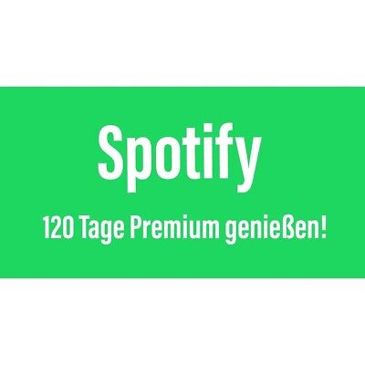 Spotify Premium 4 Monate [Deutscher Account] Blitzlieferung!
