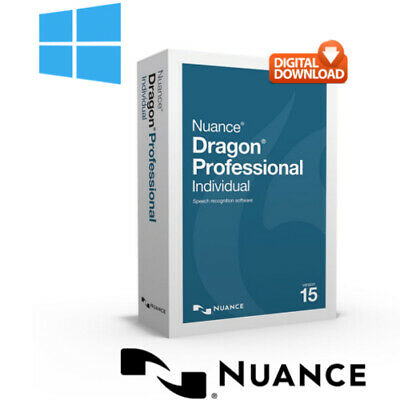 Nuance Dragon Professional Individual 15 🔥 Lifetime License Key ✅ Windows ✅
